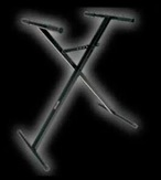 Stand clavier RTX - Studio Luna Rossa
