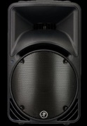 enceinte facade retour Mackie bi amplifiée 300 watts SRM 450 V2 - Studio Luna Rossa