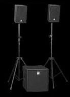 Système amplifié h&k lucas 1000 watts  - Studio Luna Rossa